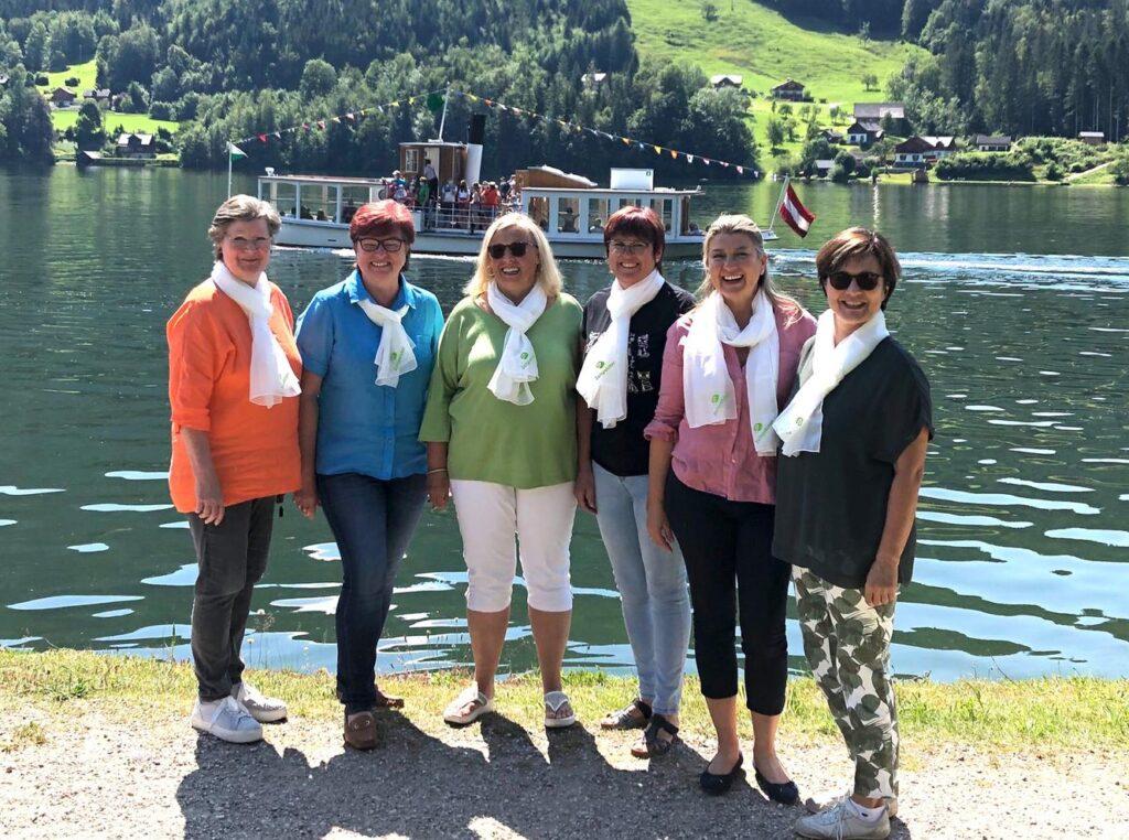 Betreuung gesichert und gute Freiwilligenarbeit bringt das neue Zeitpolster-Team im Ausseerland